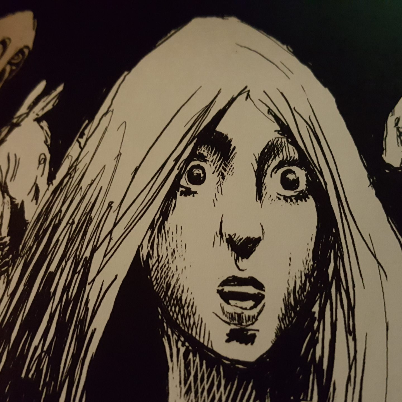 Die Legende vom Grabbeschdei, Variante 04:  Der Hauptmann und die holde Maid – zwei Perspektiven